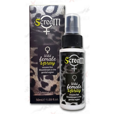 Scream Wild Female Spray