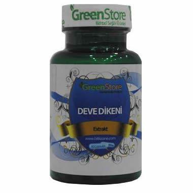 GreenStore Deve Dikeni Kapsülü