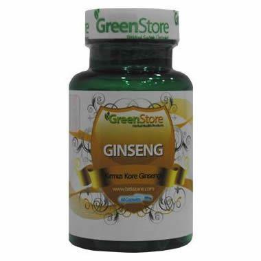 GreenStore Ginseng Kapsülü