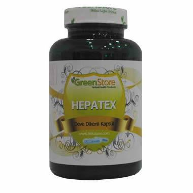 GreenStore Hepatex Kapsül