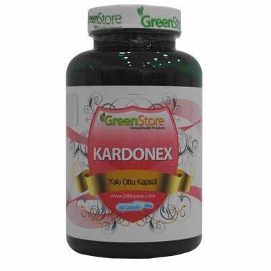 GreenStore Kardonex Kapsül