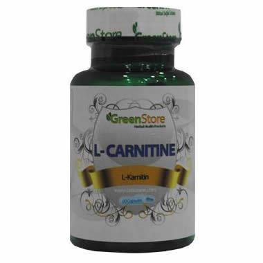 GreenStore L-Carnitin Kapsül