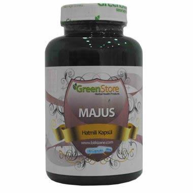 GreenStore Majus Kapsül