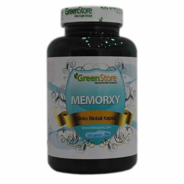 GreenStore Memoryx Kapsül