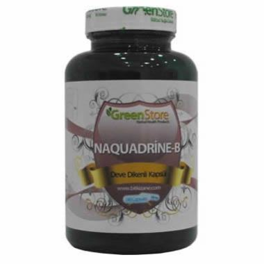 GreenStore Naquadrine-B Kapsül
