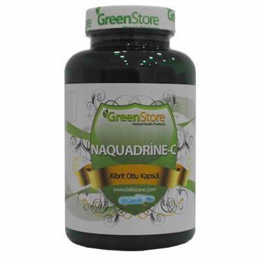 GreenStore Naquadrine-C Kapsül