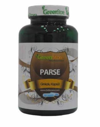 GreenStore Parse Kapsül