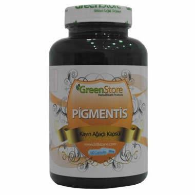 GreenStore Pigmentis Kapsül