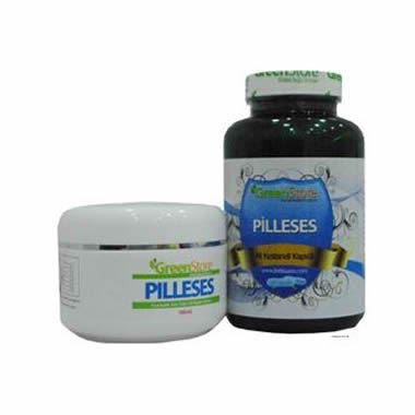 GreenStore Pilleses Set