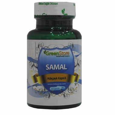 GreenStore Samal Kapsül