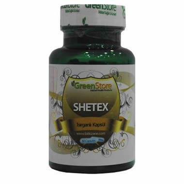 GreenStore Shetex Kapsül