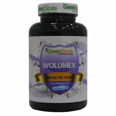 GreenStore Wolumex Kapsül
