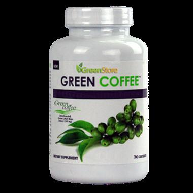 GreenStore Green Coffee (Yeşil Kahve)