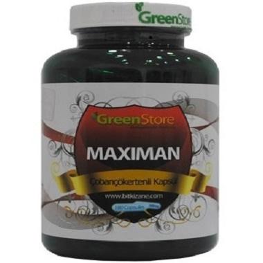 GreenStore Maximan Kapsül