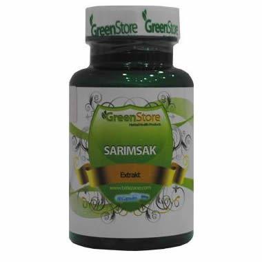 GreenStore Sarımsak Kapsülü