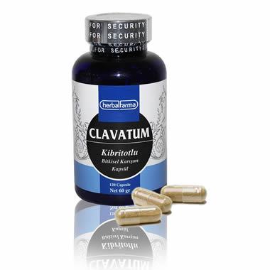 Herbalfarma Clavatum (Kibrit Otlu) Kapsül