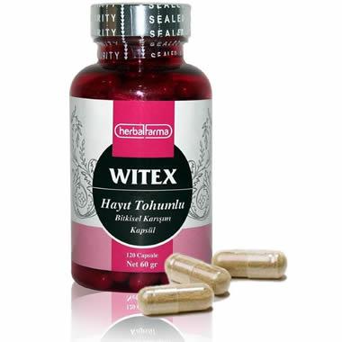Herbalfarma Witex (Hayıt Tohumlu Bitkisel Karışım) Kapsül