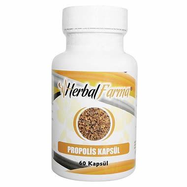 Herbalfarma Propolis Kapsül
