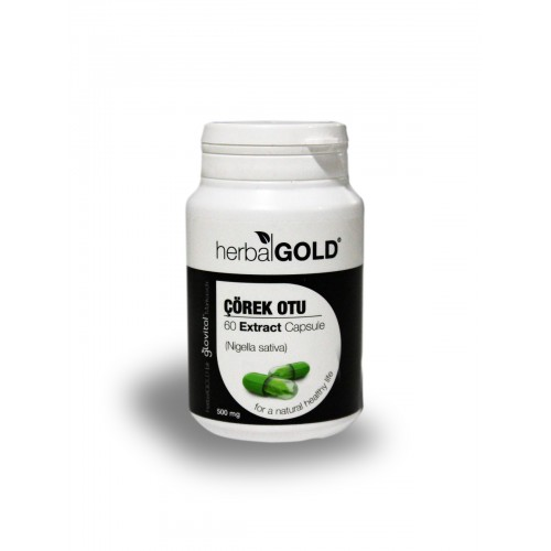 Herbalgold Çörek Otu Ekstract Kapsül