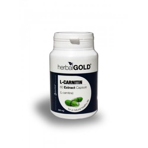 Herbalgold L-Carnitin Ekstract Kapsül