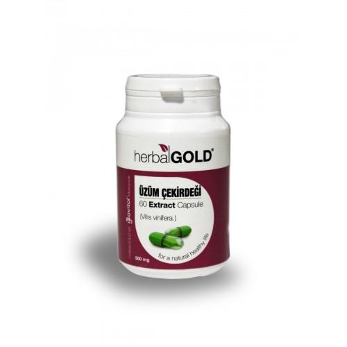 Herbalgold Üzüm Çekirdeği Ekstract Kapsül