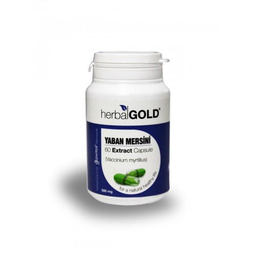 Herbalgold Yaban Mersini Ekstract Kapsül